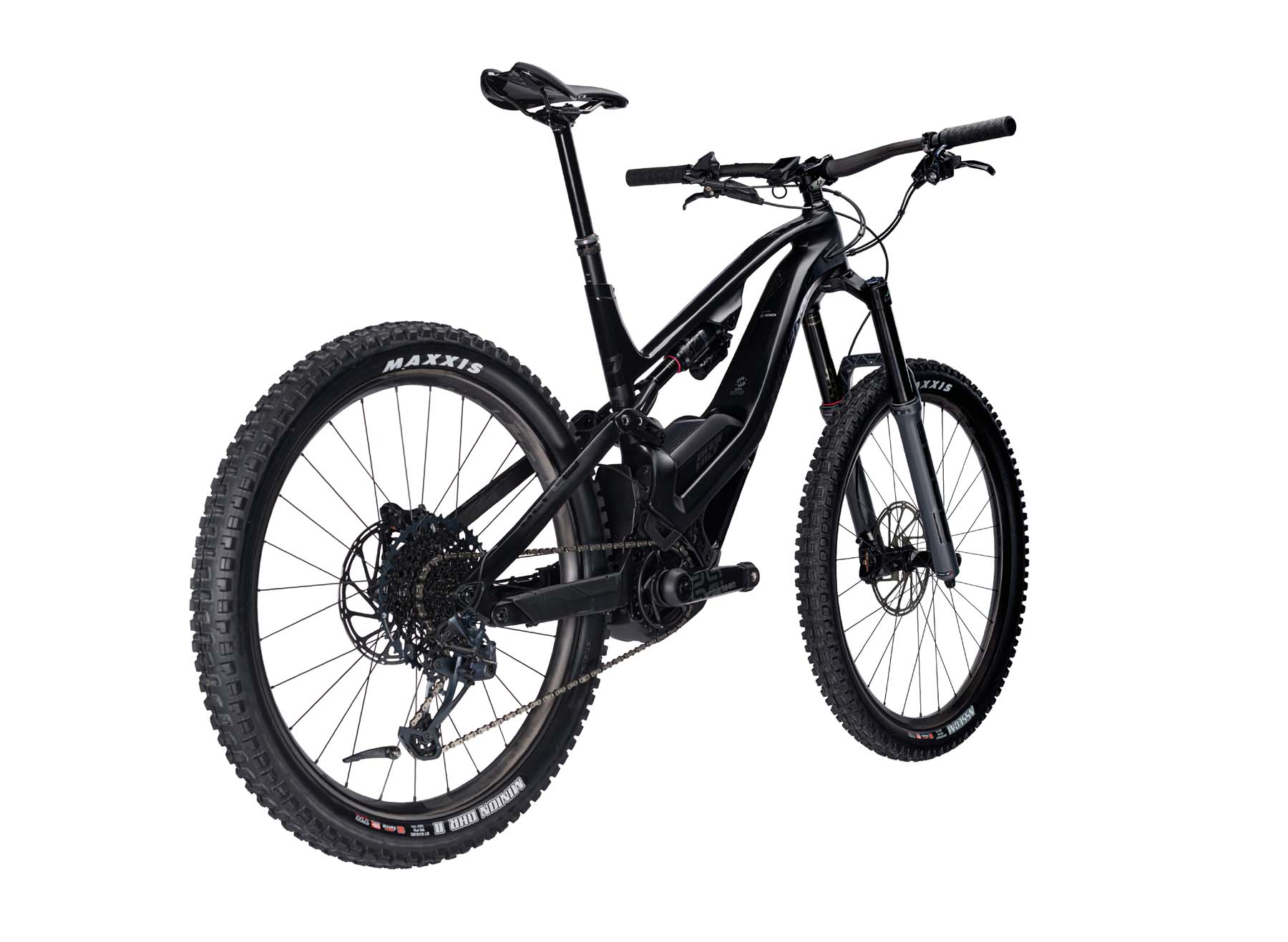 Lapierre Overvolt GLP Team 2021 Electric Enduro Mountain Bike 2