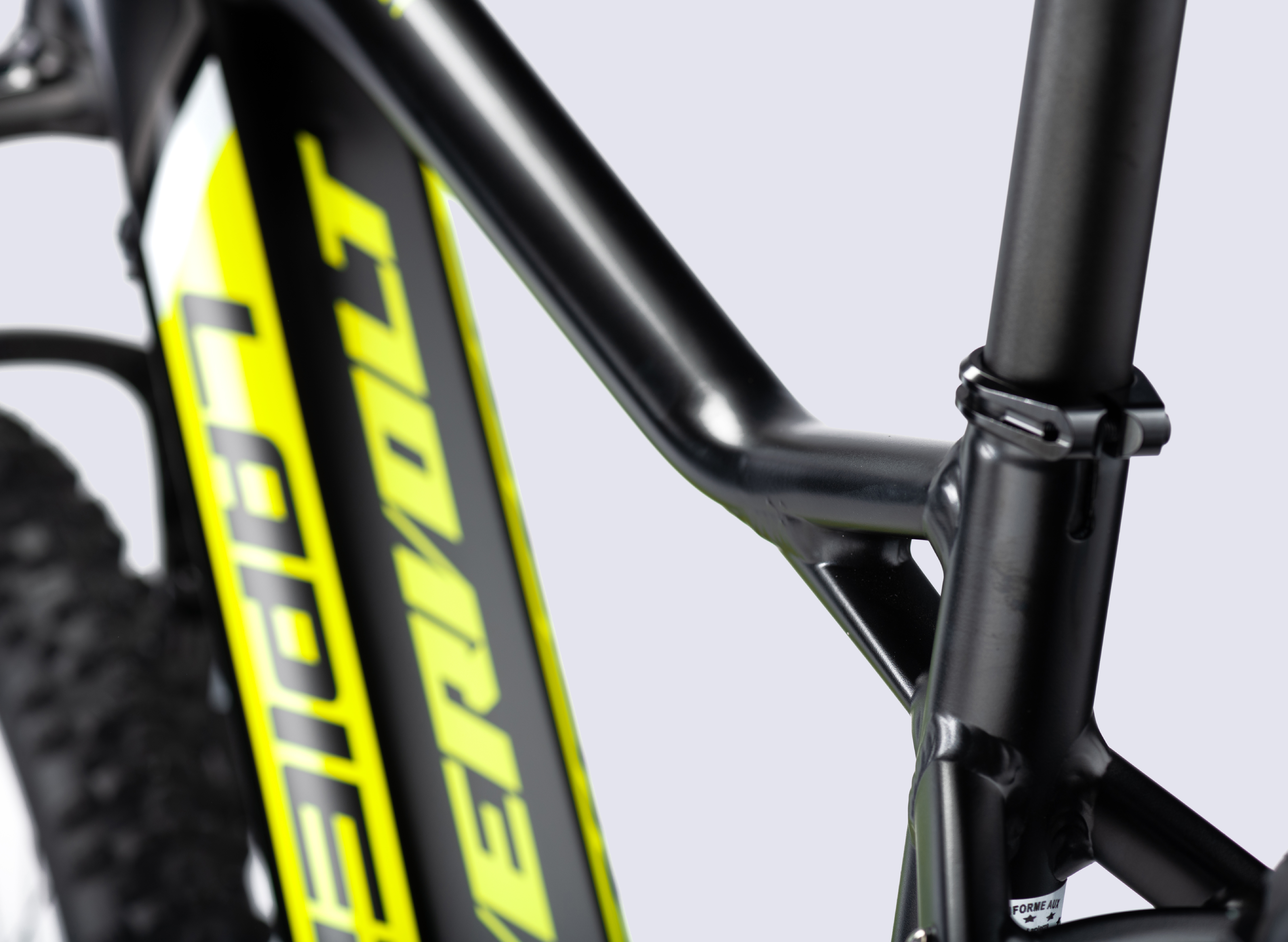 """27.5"""" Supreme 5 aluminium frame with the standard Boost"""