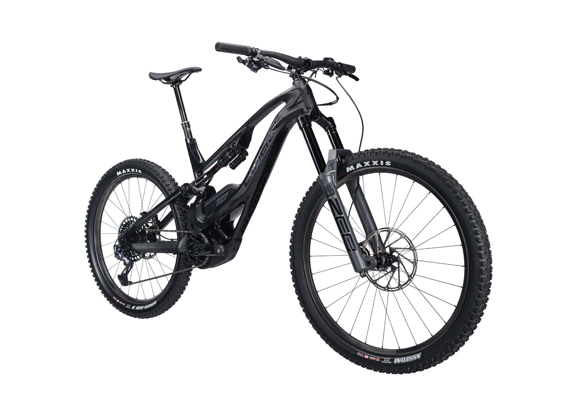 Lapierre Overvolt GLP Team 2021 Electric Enduro Mountain Bike 1