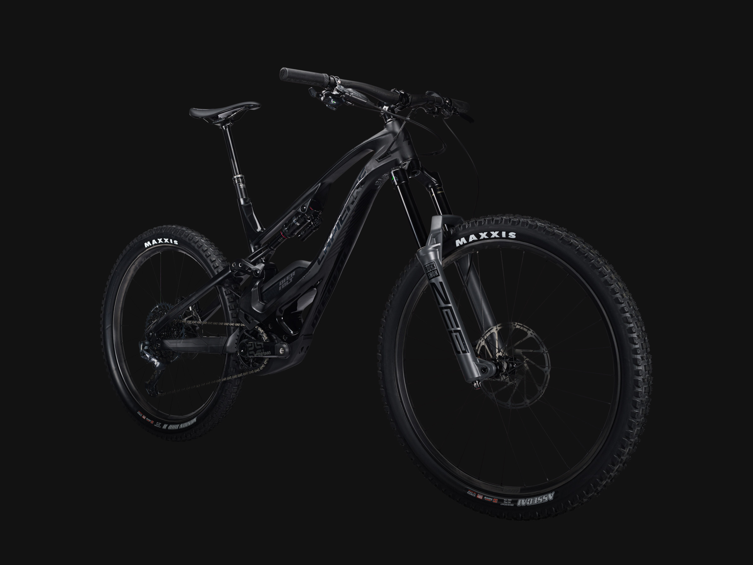 Lapierre Overvolt GLP Team 2021 Electric Enduro Mountain Bike